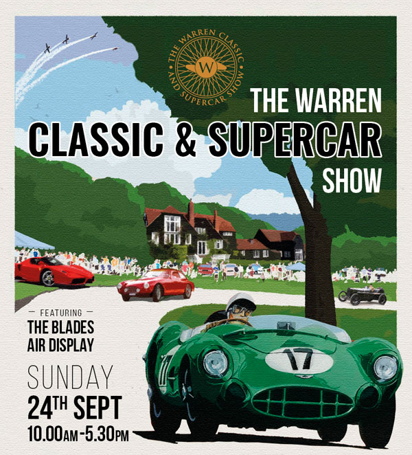 Warren Classic and Supercar Show