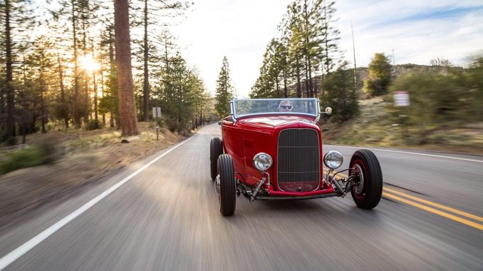 McGee Roadster