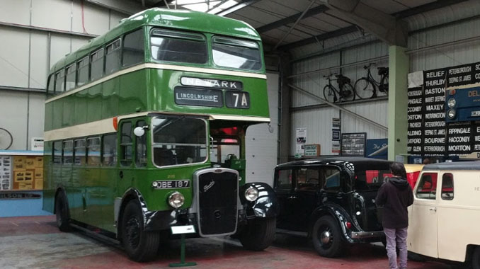Lincolnshire Road Transport Museum