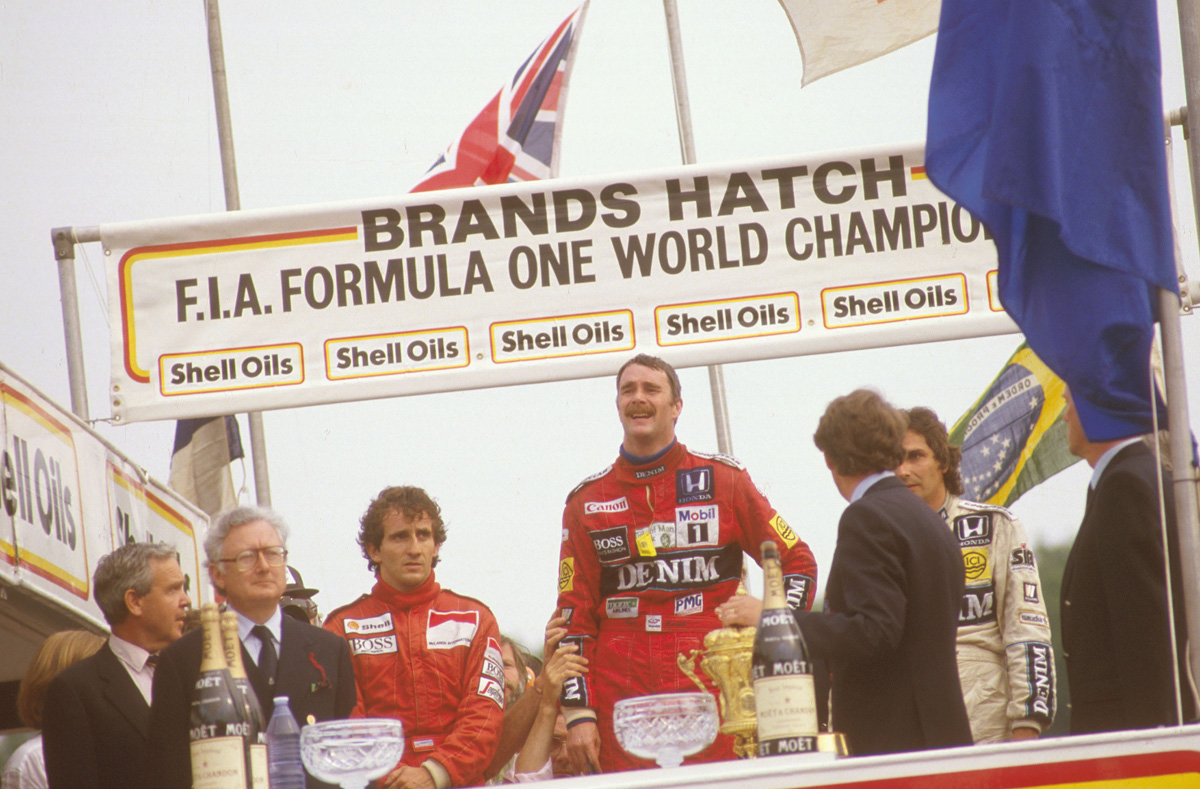 Brands Hatch 1986