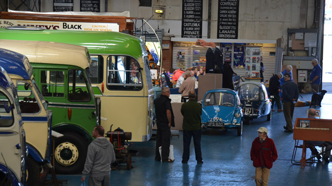 Scottish Vintage Bus Museum