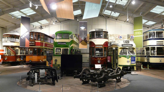 The National Tramway Museum