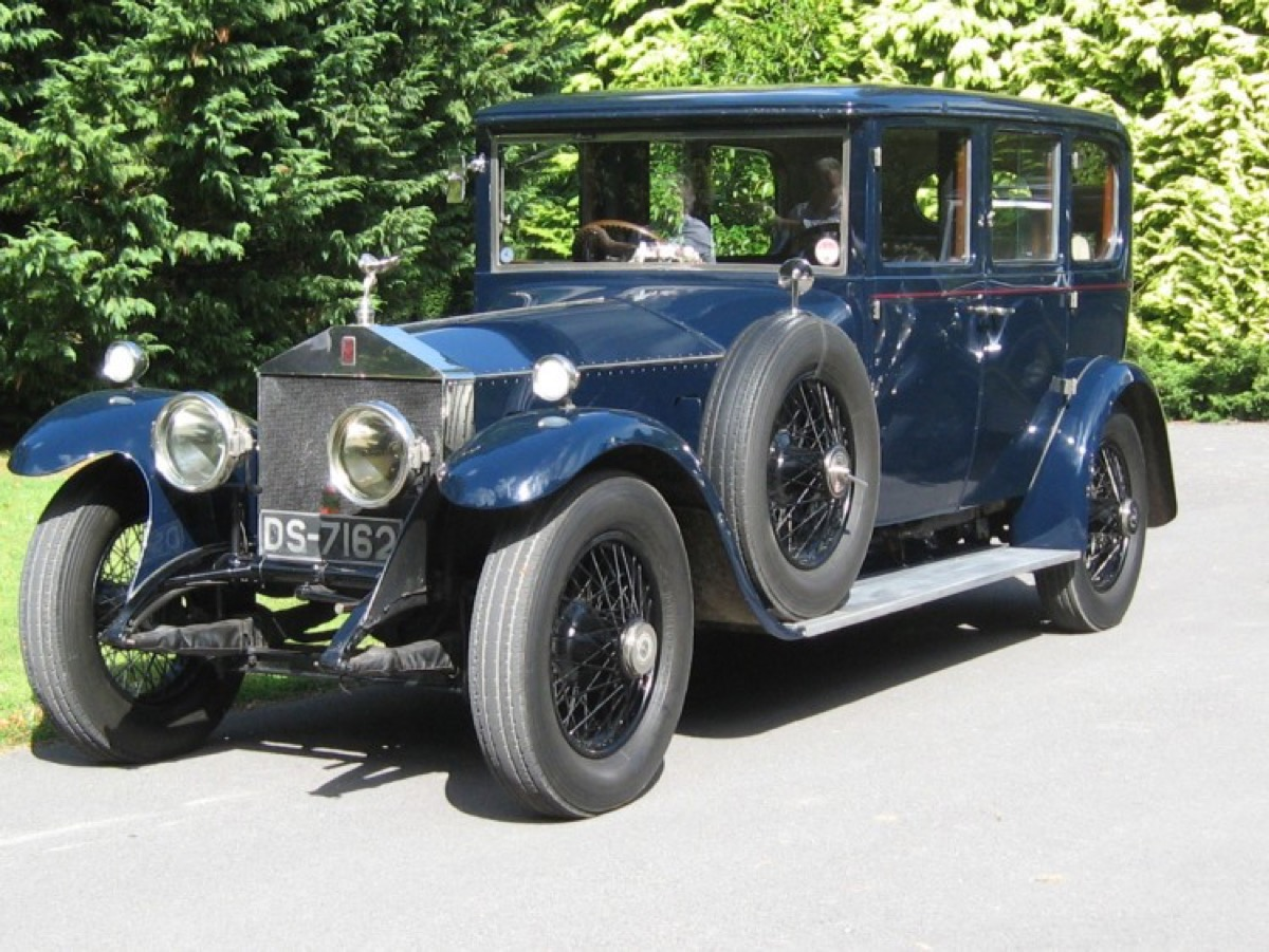 Rolls-Royce 40/50hp Silver Ghost