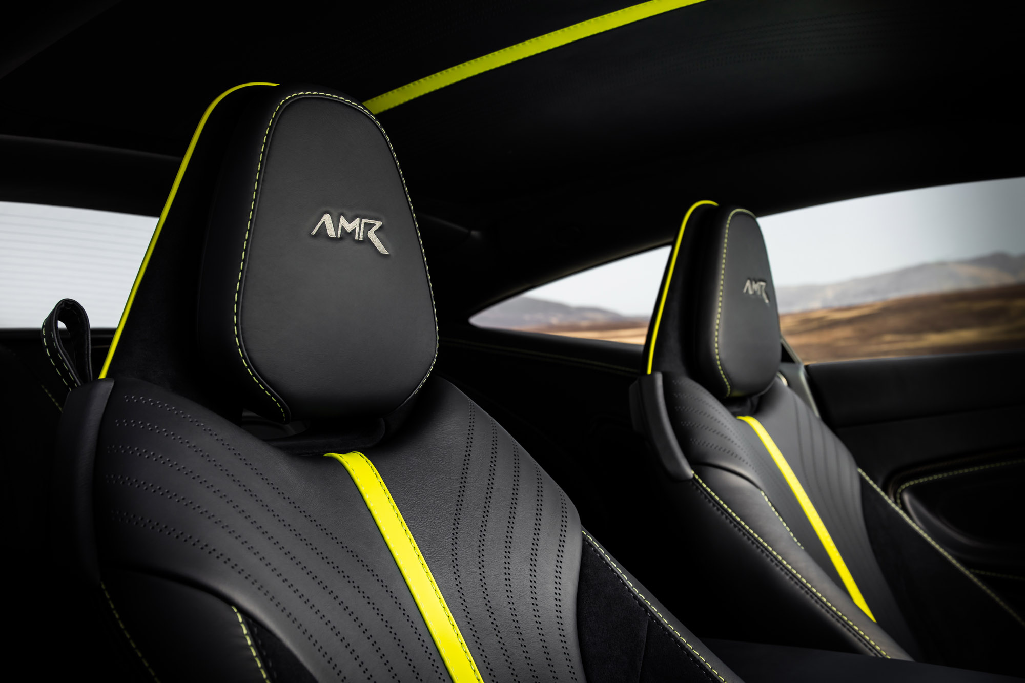 Aston Martin Db11 Amr The Modern Classic Dressed To Thrill