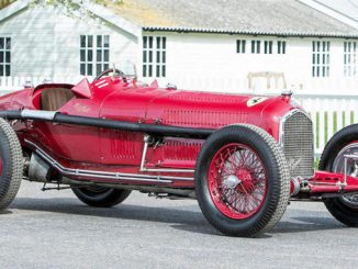 1932-34 Alfa Romeo Tipo B Grand Prix Monoposto goes under the hammer for a staggering £4,500,000 - 5,000,000