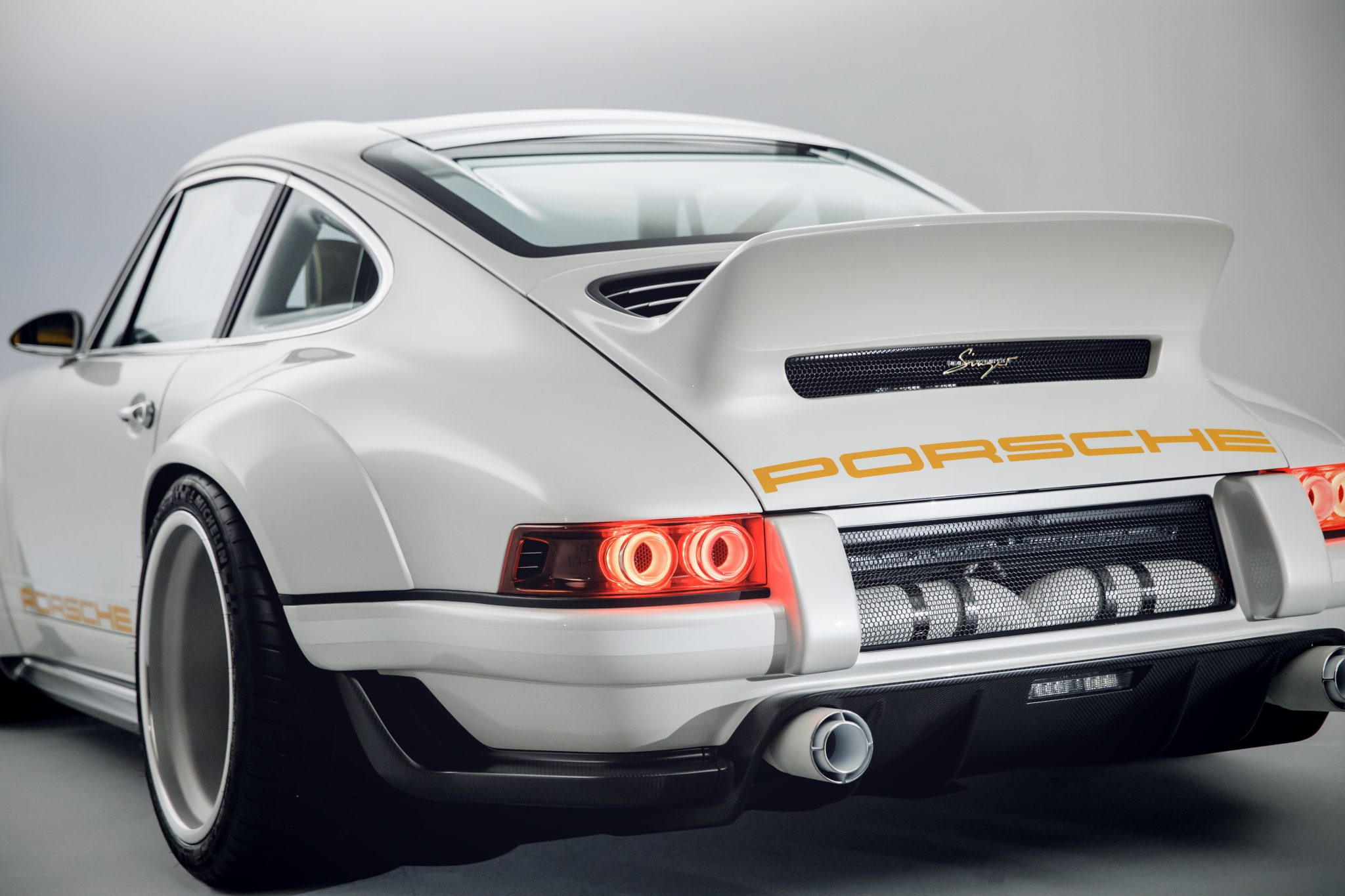 1989 Porsche 911 Reimagined by Singer Vehicle Design