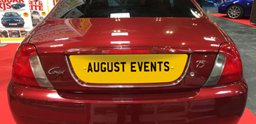 Classic Car Events Upcoming