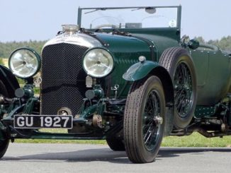 Bentley Tourer