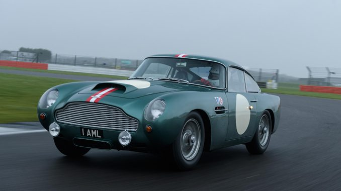 DB4 GT Continuation