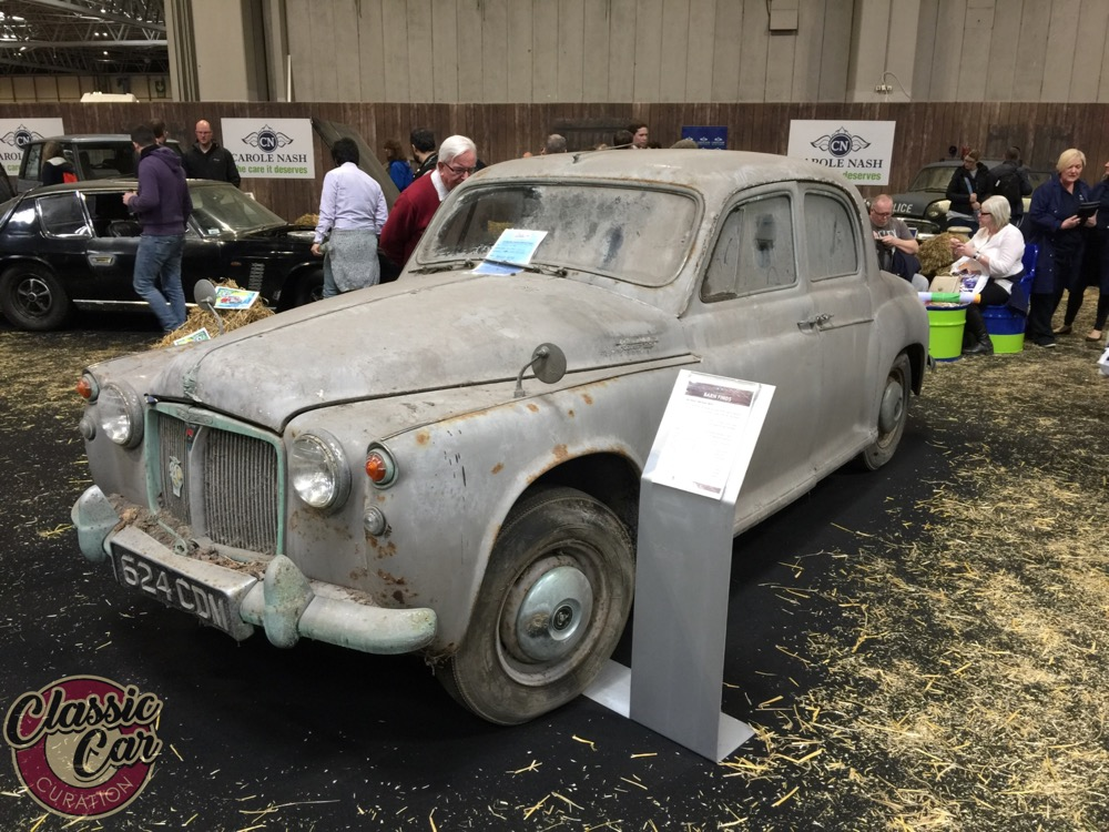 Classic Car Barn Finds
