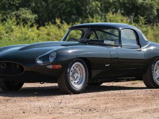 Jaguar E-Type 'Lightweight' Recreation