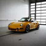 Porsche 911 Turbo Classic Series Project Gold