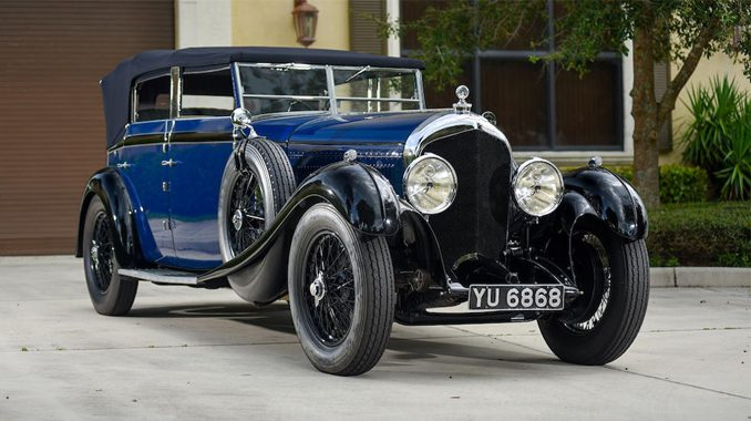 Bentley 6 ½ Litre Tourer