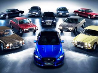 Jaguars Head To Paris Motor Show