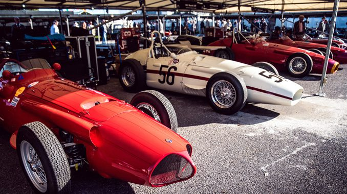 Maserati Goodwood Revival 2018
