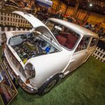 Andy Nash's 1966 Morris Mini Traveller