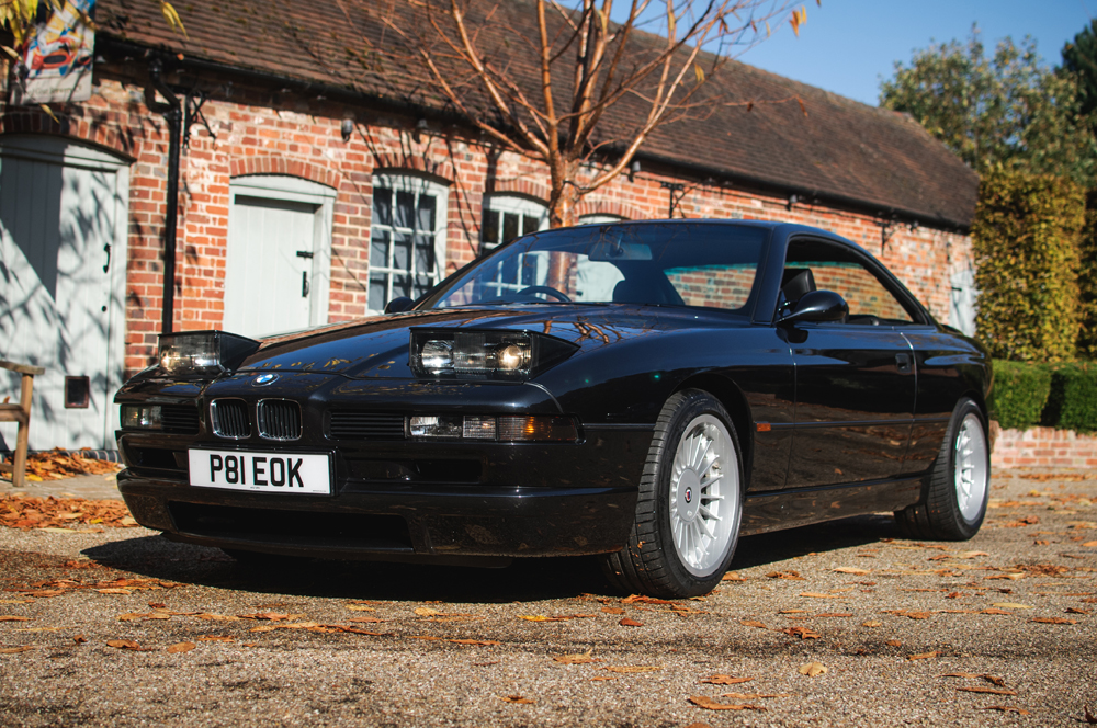 1996 BMW 850 CSI manual