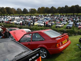 Beamish Classic Car Show 2018
