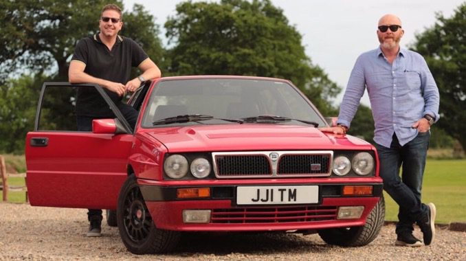 salvage hunters classic cars makes welcome return. Black Bedroom Furniture Sets. Home Design Ideas