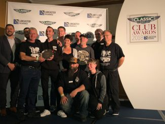 classic car clubs awards