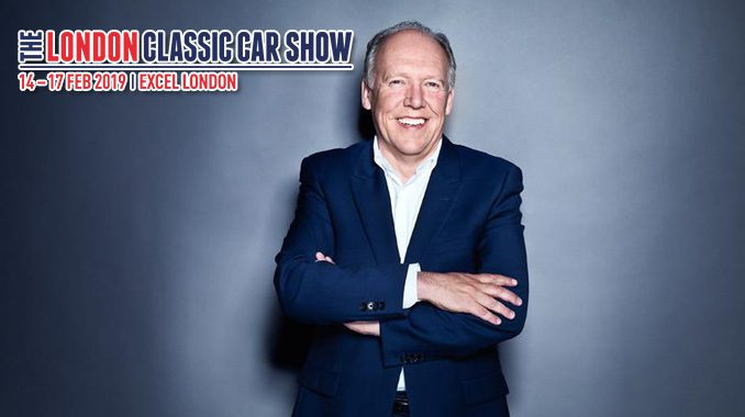 London Classic Car Show Will Honour Jaguar Icon Ian Callum