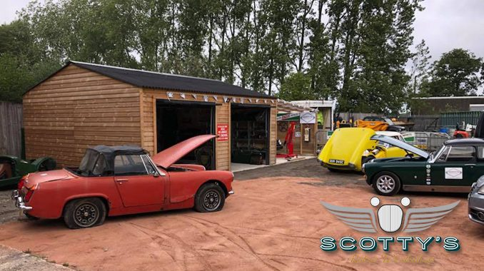 Scotty's Retro Workshop