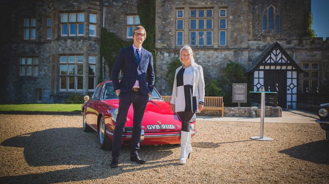 classic car show hits tv screens early