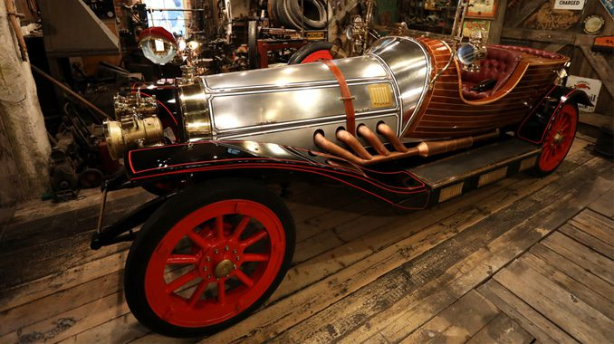 Beaulieu Gives Budding Inventors Some Chitty Chitty Bang