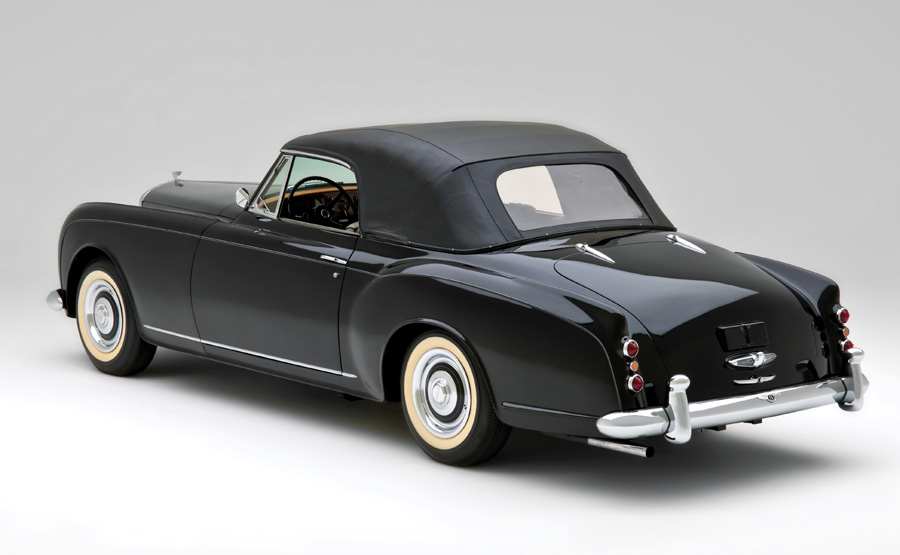 Bentley S1 Continental Drophead Coupe by Park Ward