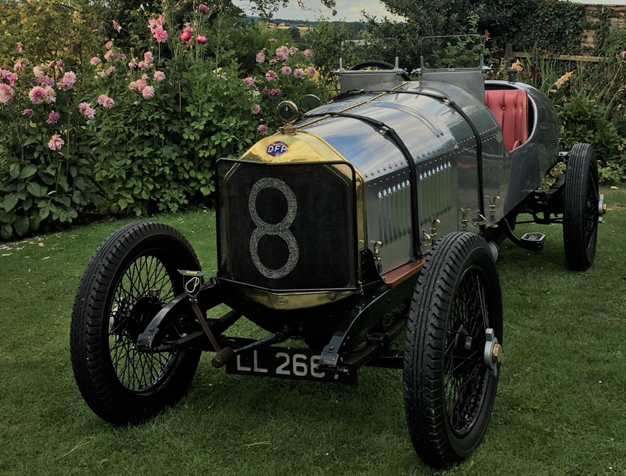 Bentley DFP 2Litre