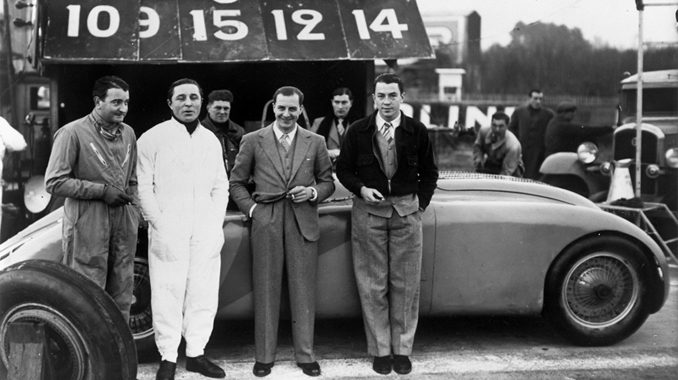 Double 110th Birthday for Bugatti