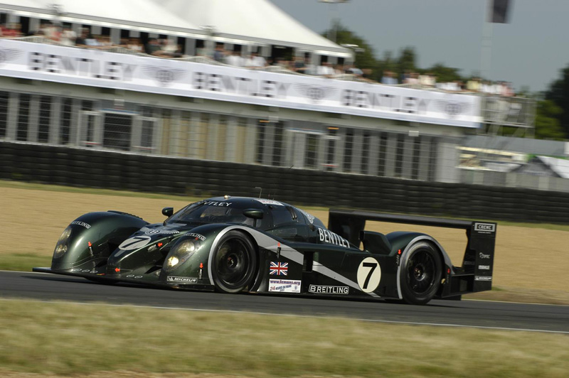 Bentley Le Mans 2003