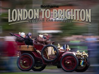 2019 Bonhams London to Brighton Veteran Car Run