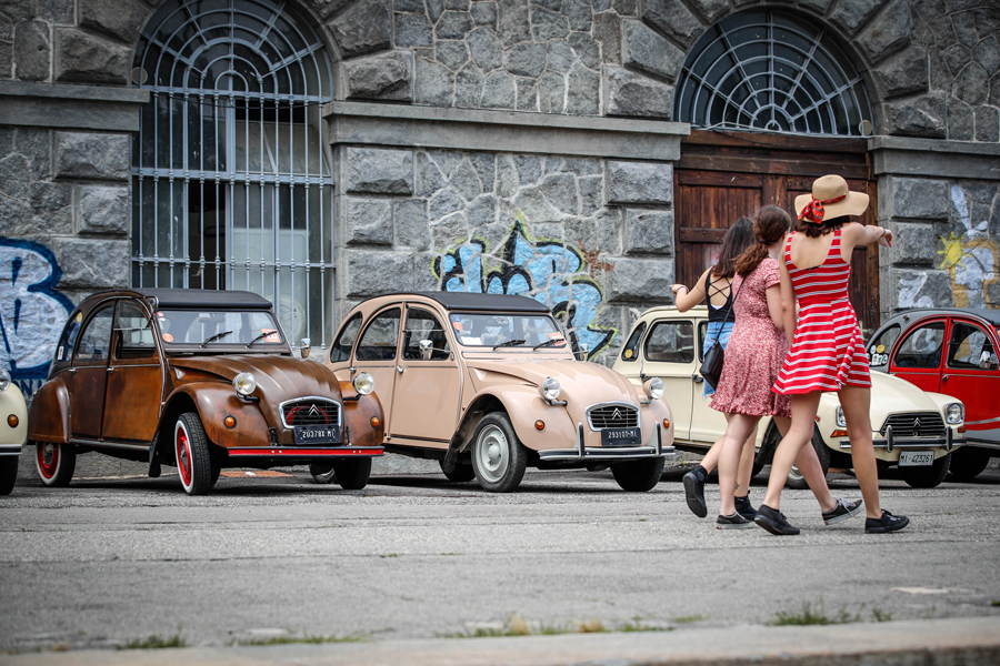 Turin - 100 Citroën for 100 years