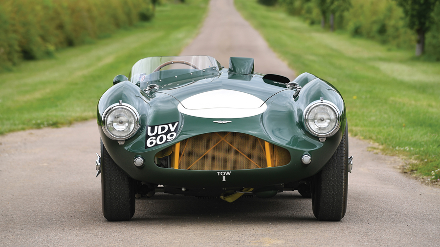 Aston Martin DB3 Works