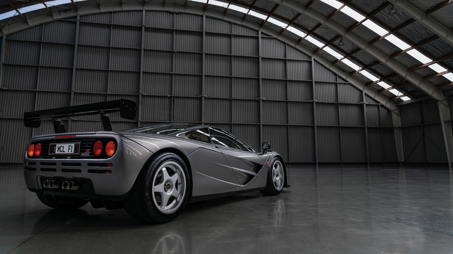 McLaren F1 LM Specification