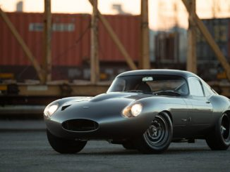 OWL226 - Jaguar E-Type Low Drag Coupe