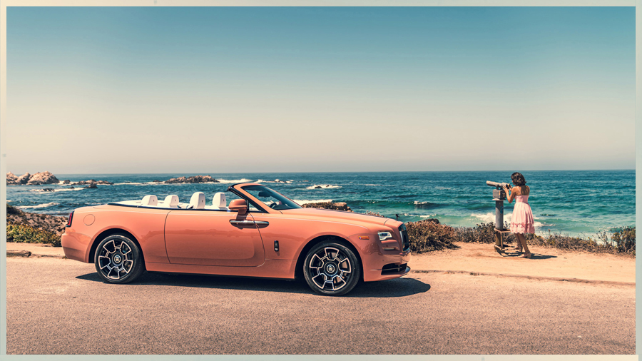 Rolls-Royce Pebble Beach Collection Hero