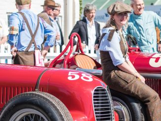 Maserati Goodwood Revival