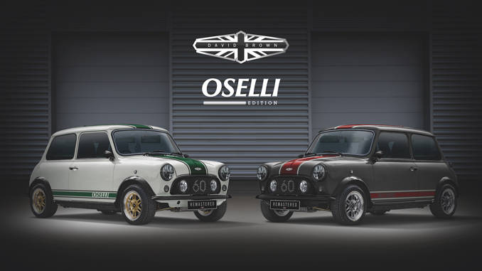 Mini Remastered Oselli Edition