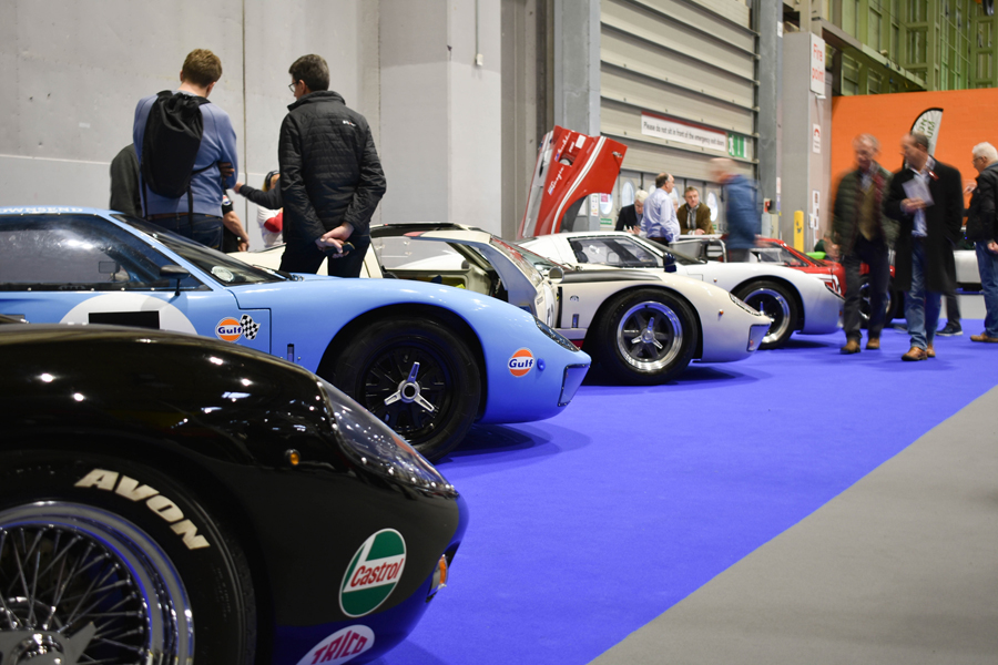 NEC Classic Motor Show - RAC Rally of the Tests