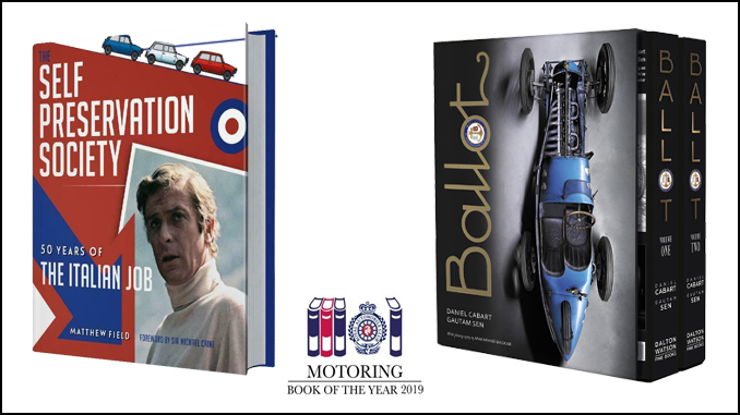 Royal Automobile Club Motoring Book Awards