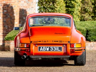 Jay Kay - Porsche 911 Carrera RS 2.7-Litre 'Lightweight' Coupé.