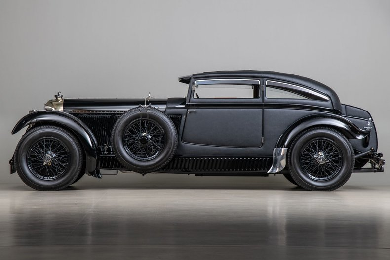 Bentley Blue Train Recreation