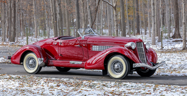 Upcoming Classic Car Auctions