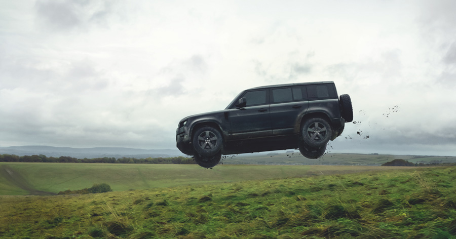 Land Rover Defender - No Time To Die