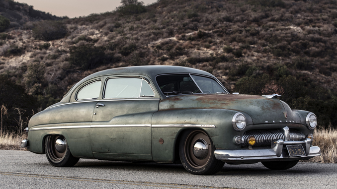 Mercury Coupe EV – Modern Performance Married To Classic Styling