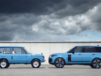 Range Rover - 50 Years Old