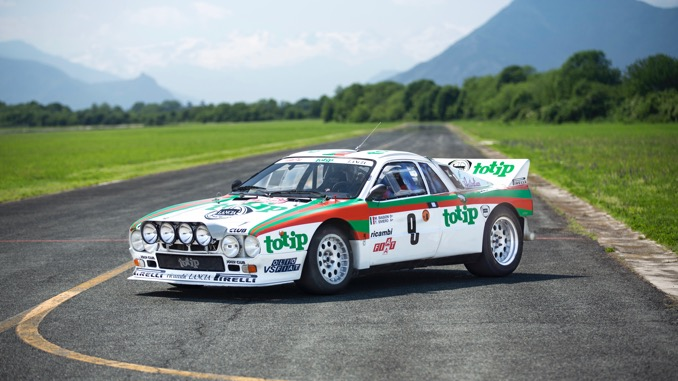 Lancia Legends