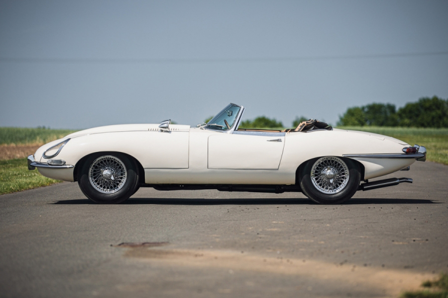 1961 Jaguar E-Type Series 1 Roadster